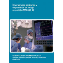 MF0362_2 - Emergencias sanitarias y dispositivos de riesgo previsible