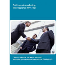 UF1782 - Políticas de marketing internacional