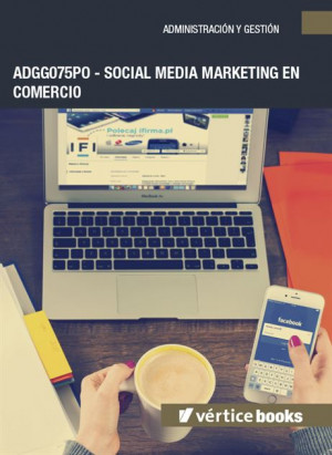 ADGG075PO - Social Media Marketing en comercio